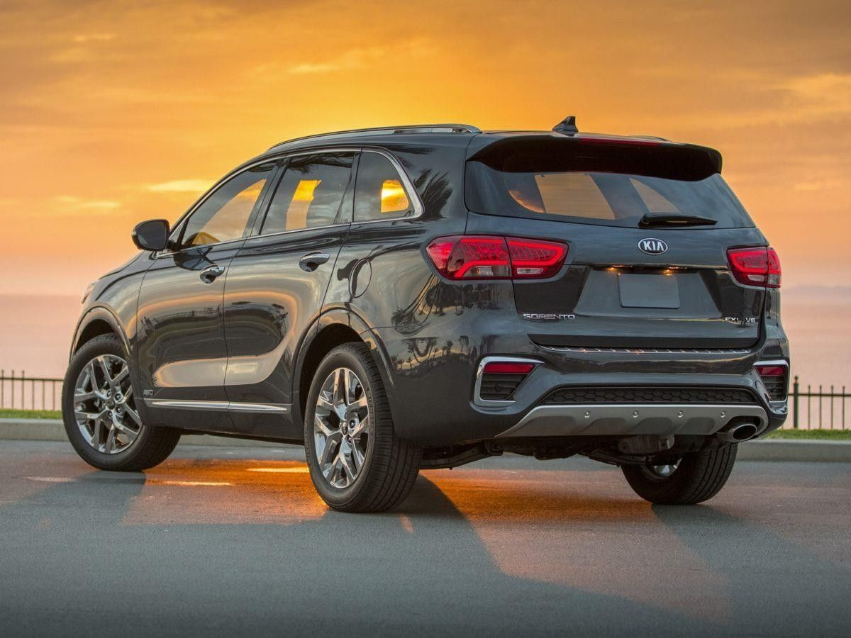 2019 Kia Sorento Msrp Price Car Review 2019 Dengan Gambar