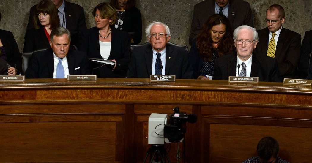 Senator Bernie Sanders initially regarded complaints of trouble at the Department of Veterans Affairs as a play by conservatives to weaken one of the country's largest social welfare institutions.