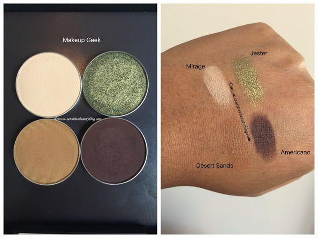 Eyeshadow Combos Vol 7 Makeup Geek Makeup Pinterest Makeup
