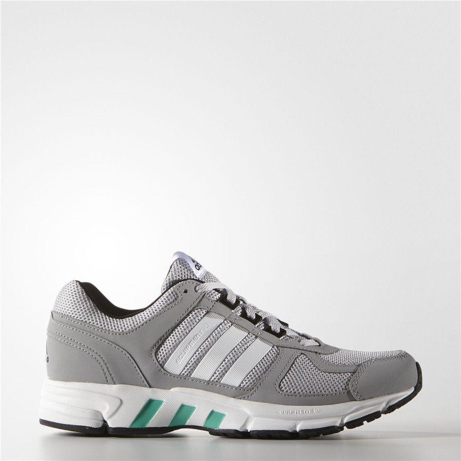 super popular 68b2f 98383 Adidas Equipment 10 Shoes (Mid Grey / Running White / Shock ...