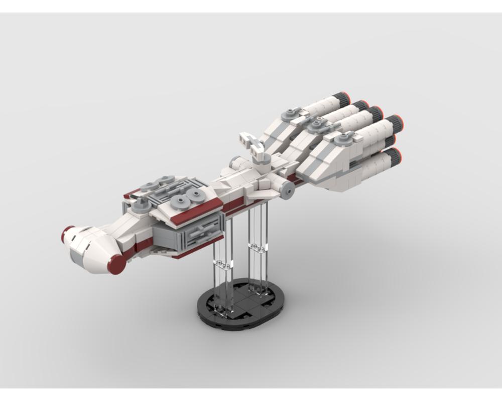 Tantive Iv Midi Scale In 2020 Lego Star Wars Mini Lego Design Lego Star Wars