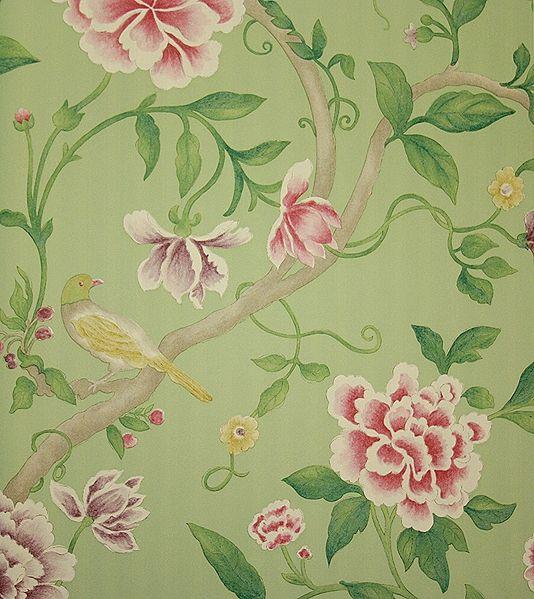 gallery for gt mint green floral wallpaper wallpaper