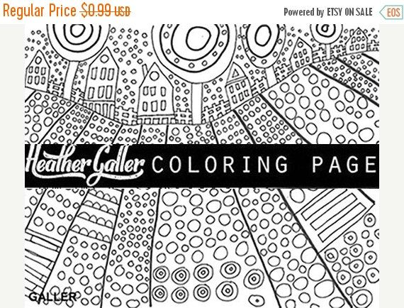 60 Off Today Landscape Art Coloring Book Adult