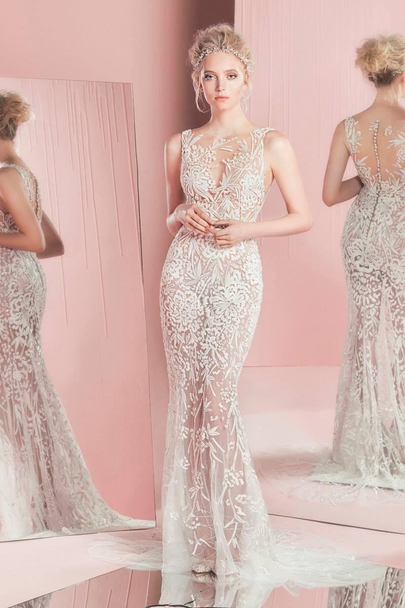 ZuhairMurad #Spring2016 #Bridal #Braut #Weddingdress #Hochzeitskleid ...