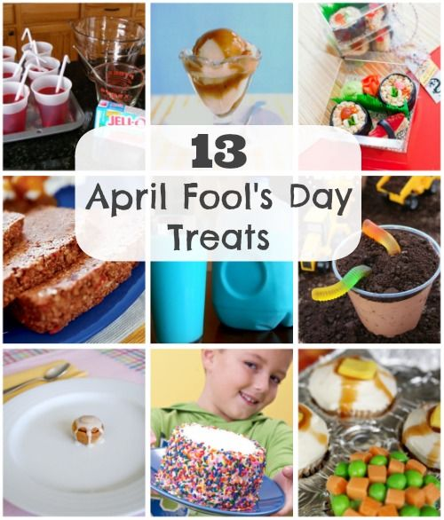 May The Fourth Be With You Treats: 13 Tricks For An April Fool's Day Treat