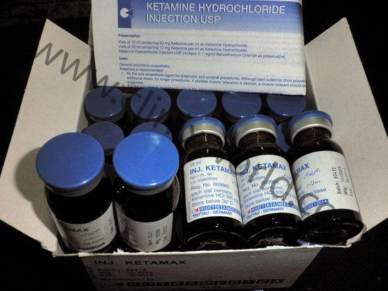 Ketamax HCL 500g/10ml by Haji Medicine x 1 Vial