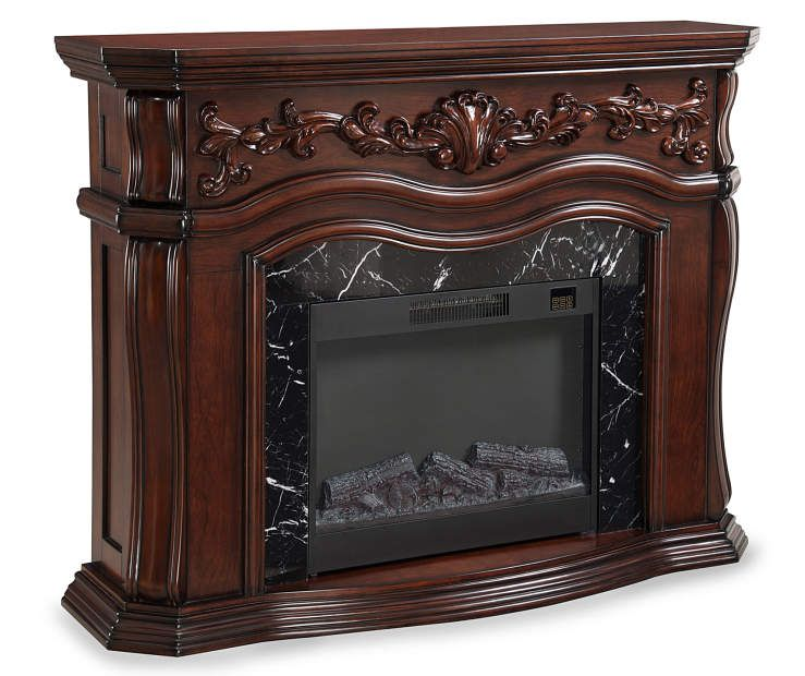"62"" Grand Cherry Electric Fireplace at Big Lots.                                                                                                                                                                                 More"