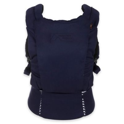Mountain Buggy Reg Juno Baby Carrier With Infant Insert In Navy Stripe Mountain Buggy Baby Carrier Baby Sling Carrier