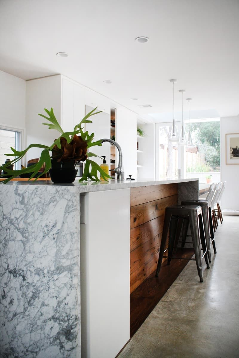 Sam u anneus cozy modern blend modern kitchen designs rustic
