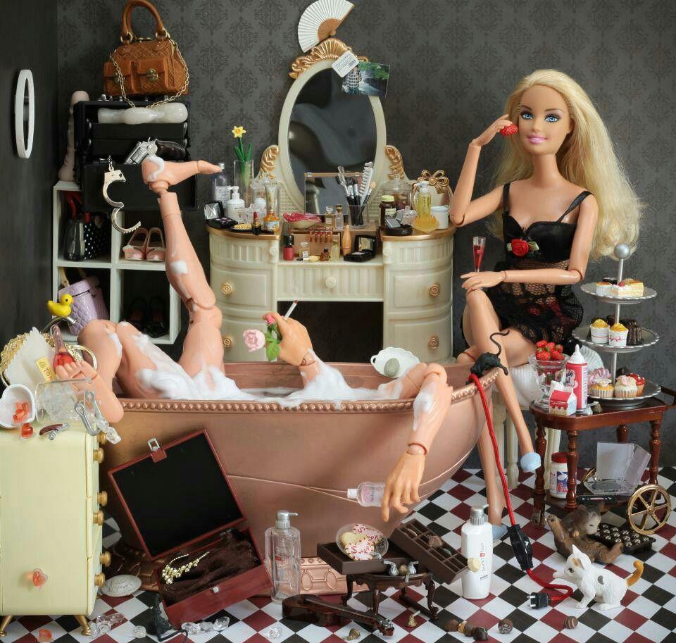 Барби куклы сериал секс