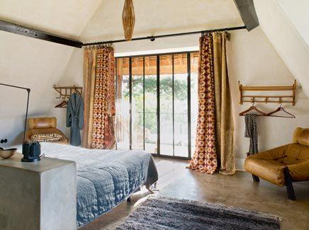 Vintage Slaapkamer Inspiratie : Vintage en industriële woonboerderij vintage interieur en