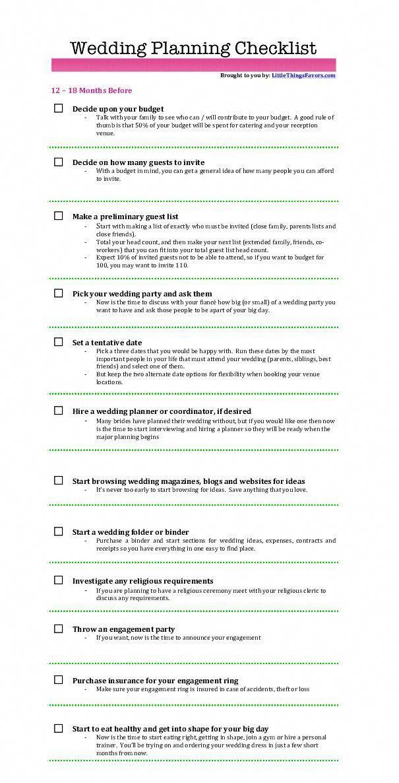 wedding checklist) 9163 weddingchecklist Wedding