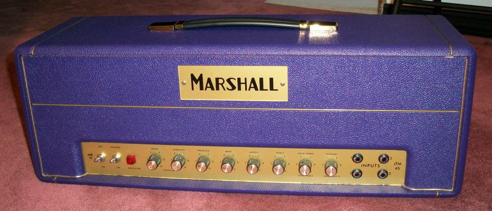 CERIATONE - MARSHALL JTM-45 Tremolo / Bluesbreaker Plexi Clone