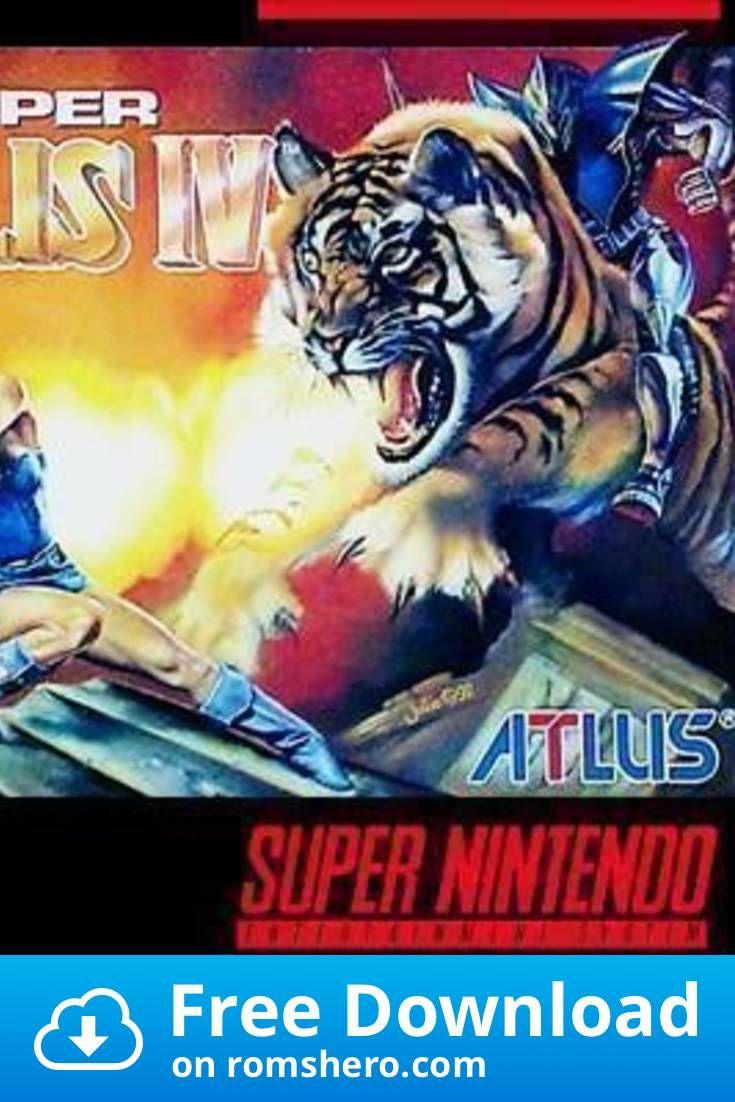 Download Super Valis Iv Super Nintendo Snes Rom In 2020