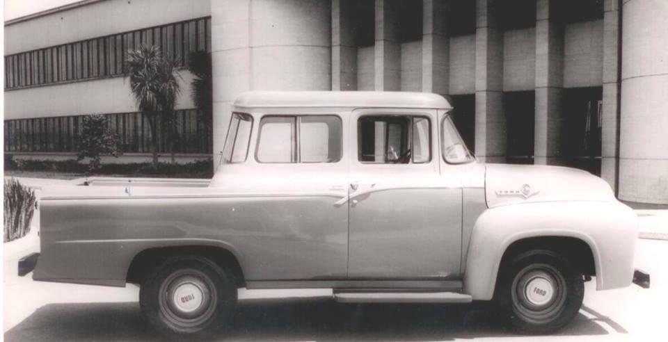 Ford F100 Crew cab_brazilian_4