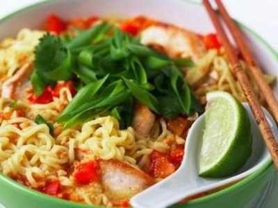 Resep Mie Rebus Medan Asli Kuah Padang Ala Diah Didi Jawa Timur Bumbubalado Com Resep Resep Makanan Resep Masakan