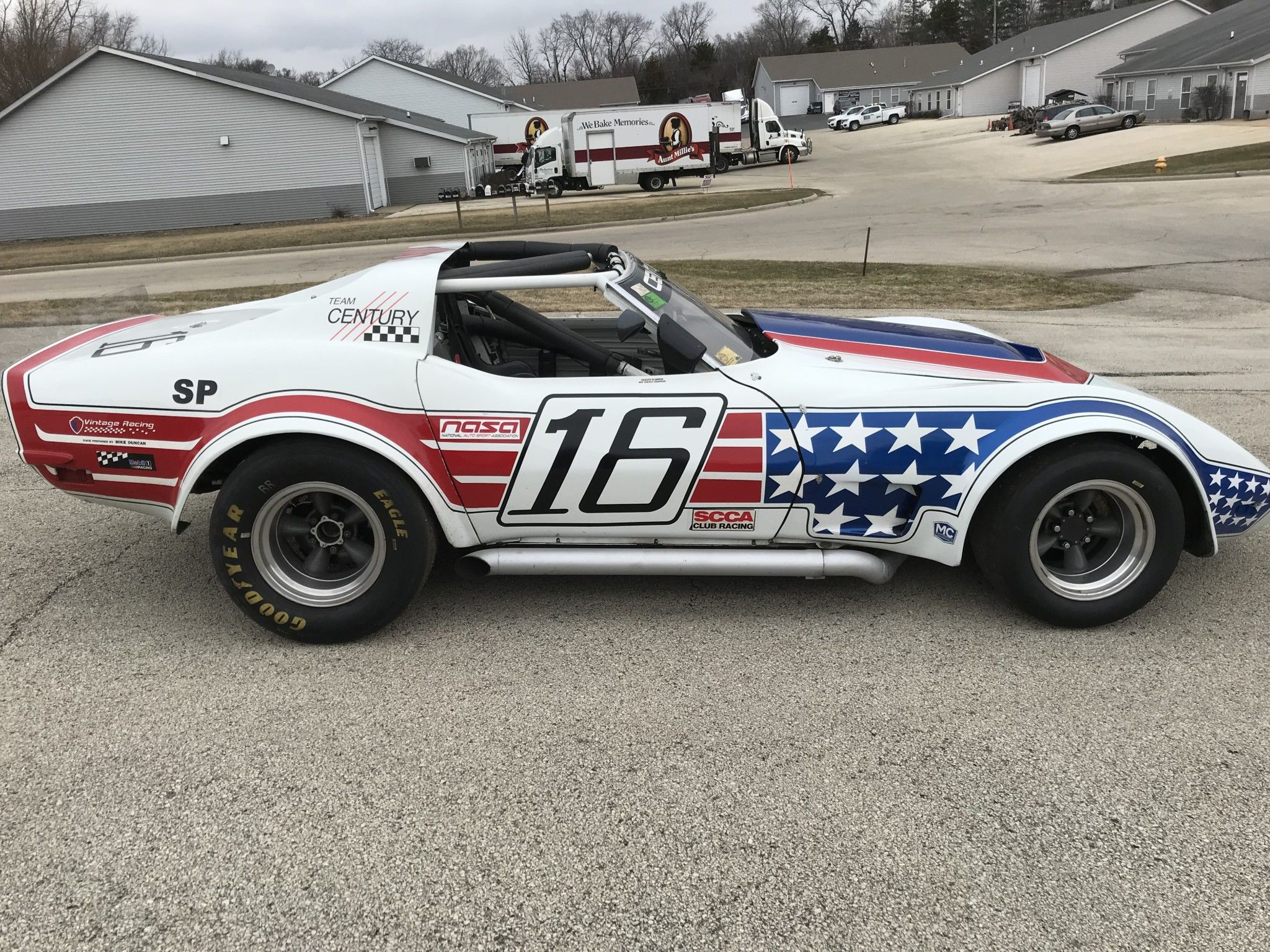 1973 Chevrolet Corvette Race Car Corvette Race Car Race Cars Chevrolet Corvette
