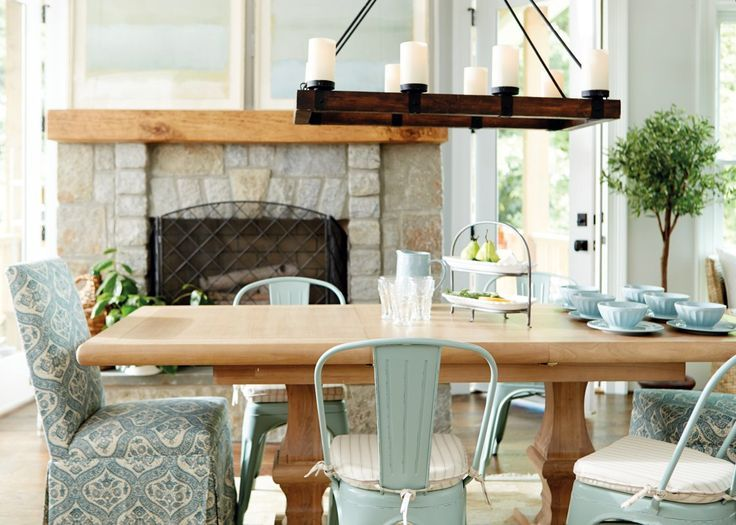 Rectangular Chandelier Over Table  Google Search  Reno Dr Endearing Rectangular Dining Room Chandelier Design Ideas