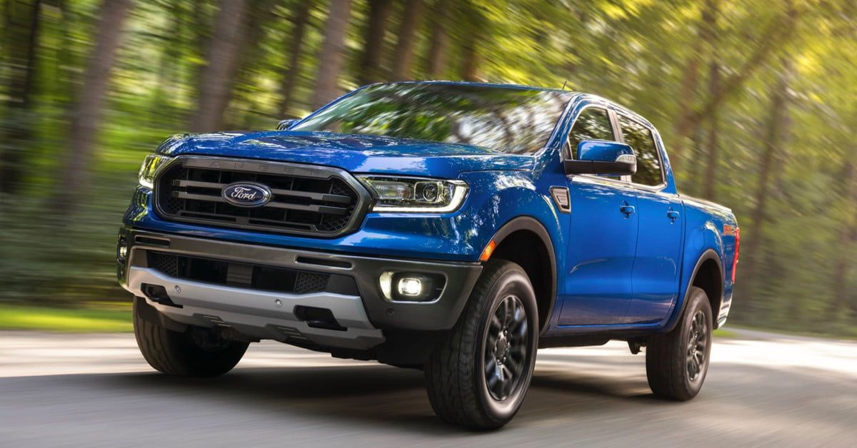 Ford Will Add Over The Air Software Updates To Nearly All Cars Digital Trends Ford Ranger 2020 Ford Ranger Car Ford