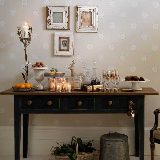 Dining Room Side Table Hallways Room Ideas Ideal Home Side Table Decor Traditional Dining Room Table Dining Room Accents