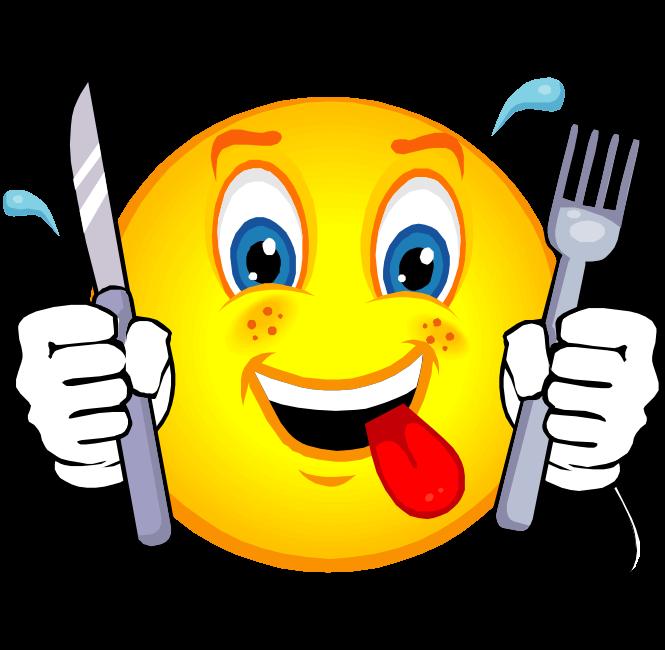 happy drool salivate saliva hungry emoji emoticon face...