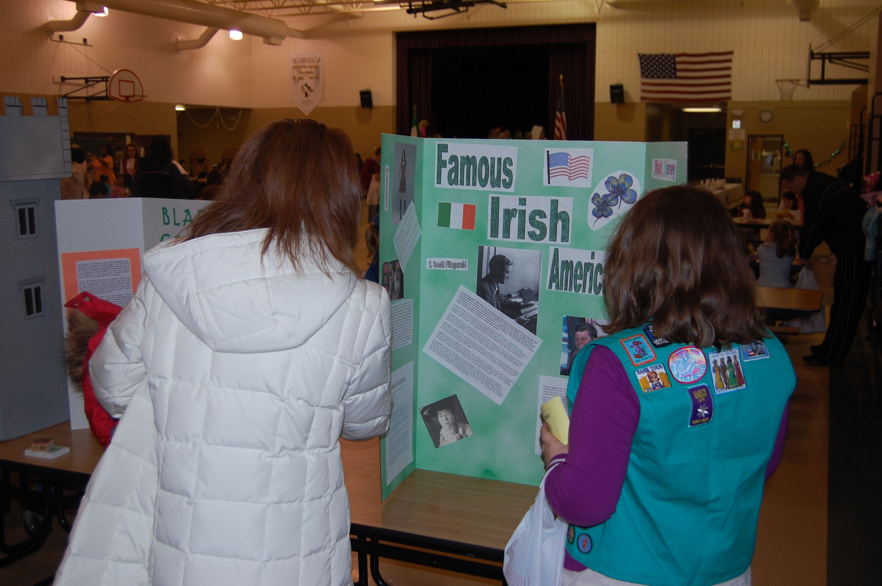 Subject Board About Famous Irish Americans