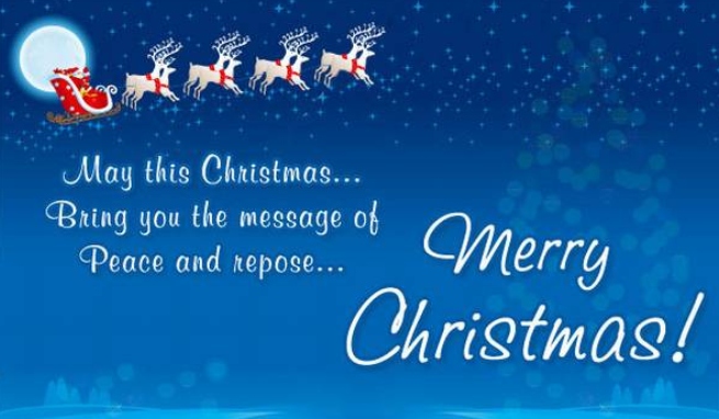 Merry Christmas Messages 2017 Short Funny Xmas Text Message Wishes, SMS,  Greetings Best Happy Christmas Messages 2017 In English And .