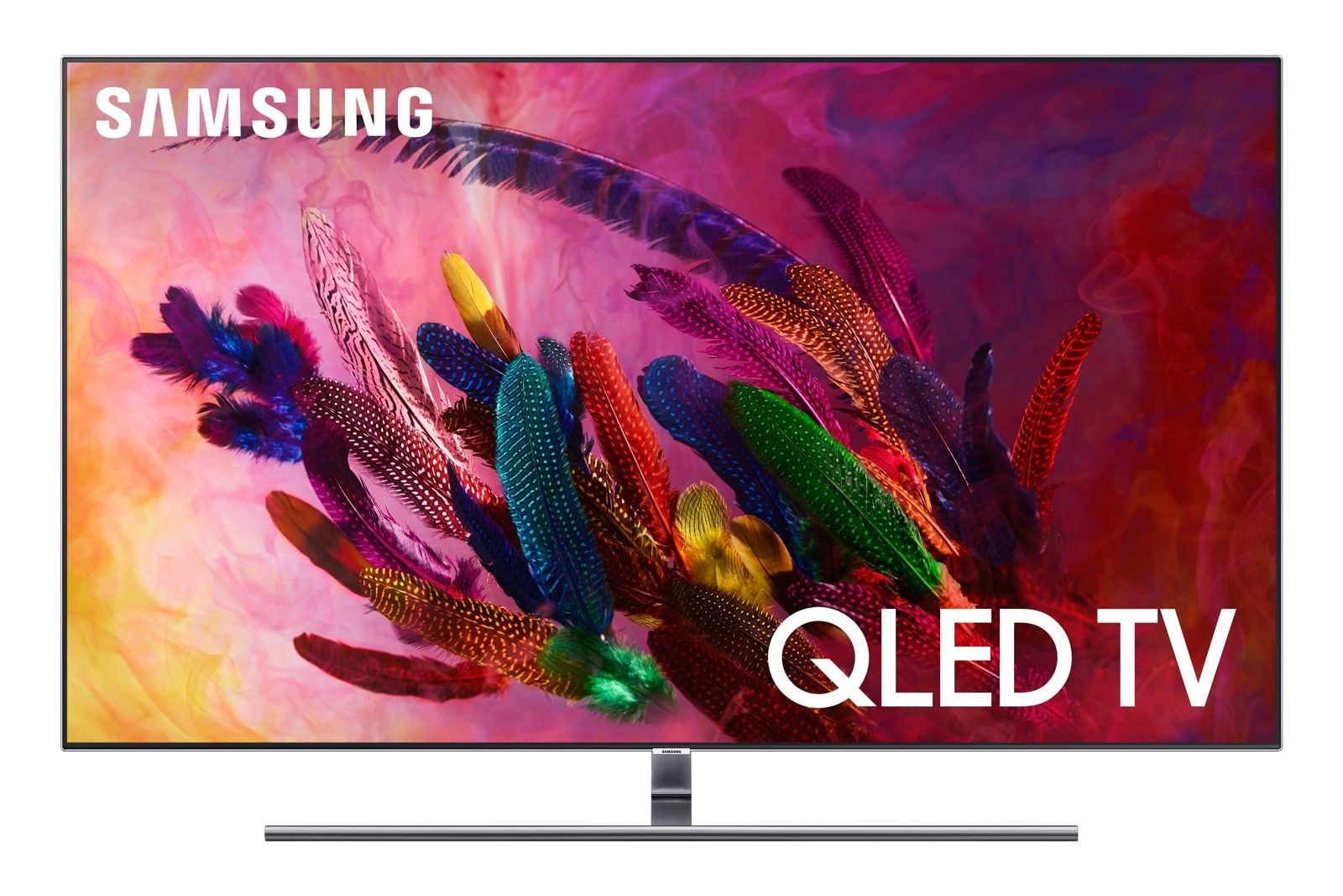 Discover The Latest Features And Innovations Available In The 75 Inches Class Q7f 4k Smart Qled Tv 2018 Find The P 4k Ultra Hd Tvs Smart Tv Samsung Smart Tv