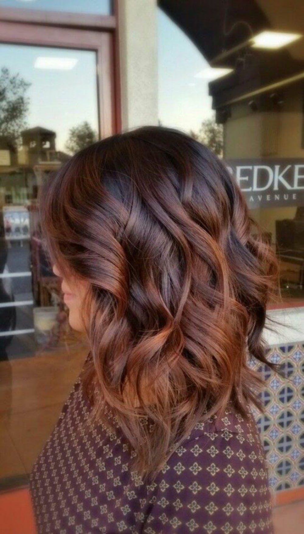 Balayage is Instagram's Favorite Fall Hair Color T