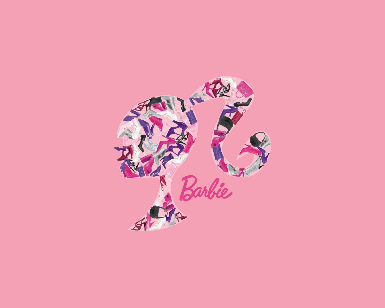 Barbie wallpaper barbie pinterest barbie wallpaper voltagebd Choice Image