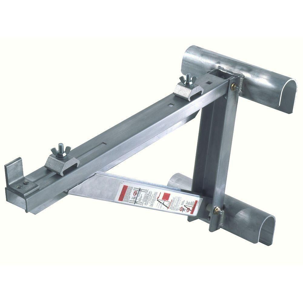 Werner 2Rung Short Body Ladder JackAC101402 Ladder