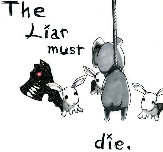 Doubt Rabbits - The Liar Must Die