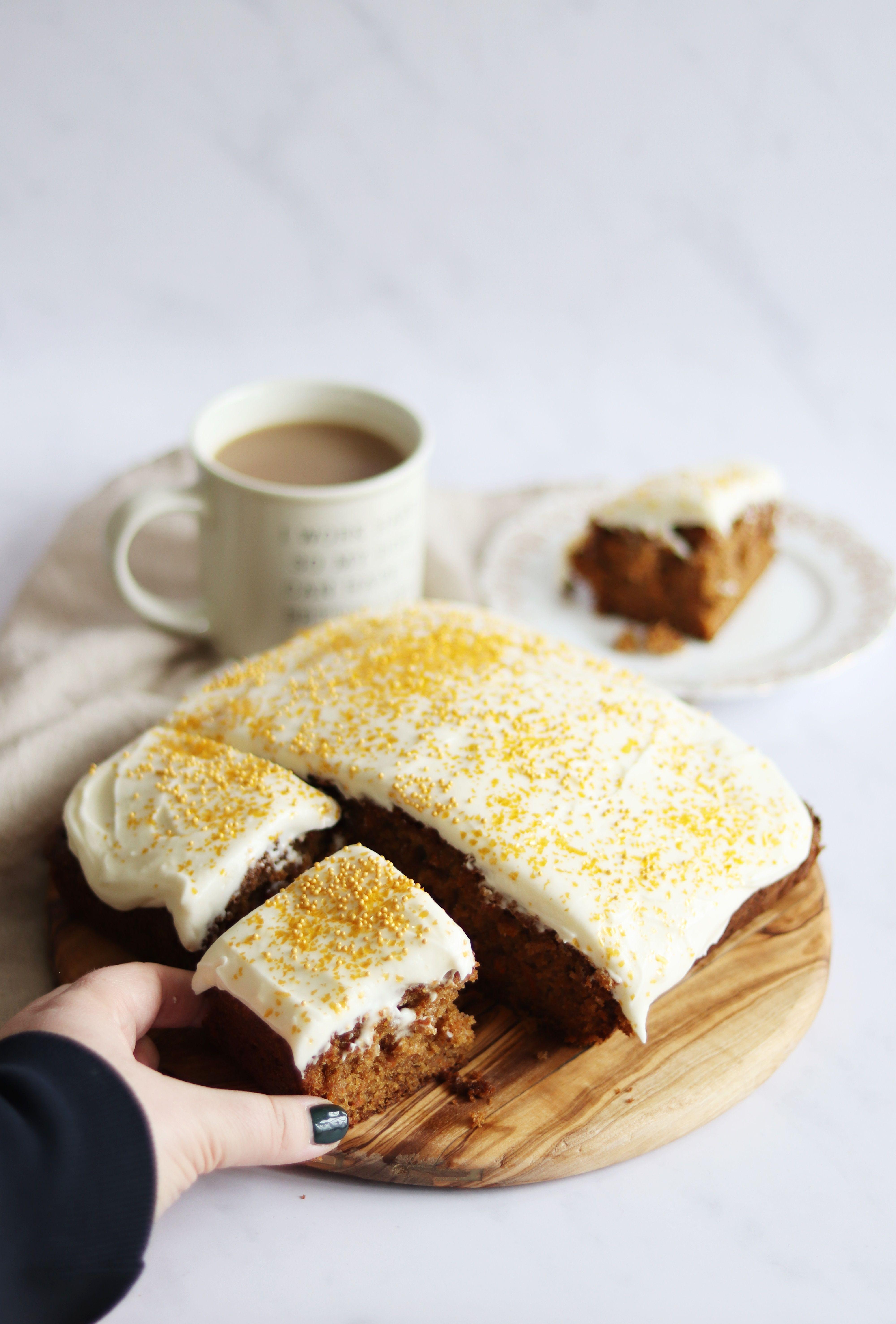 Gluten free carrot sheet cake curlys cooking recipe