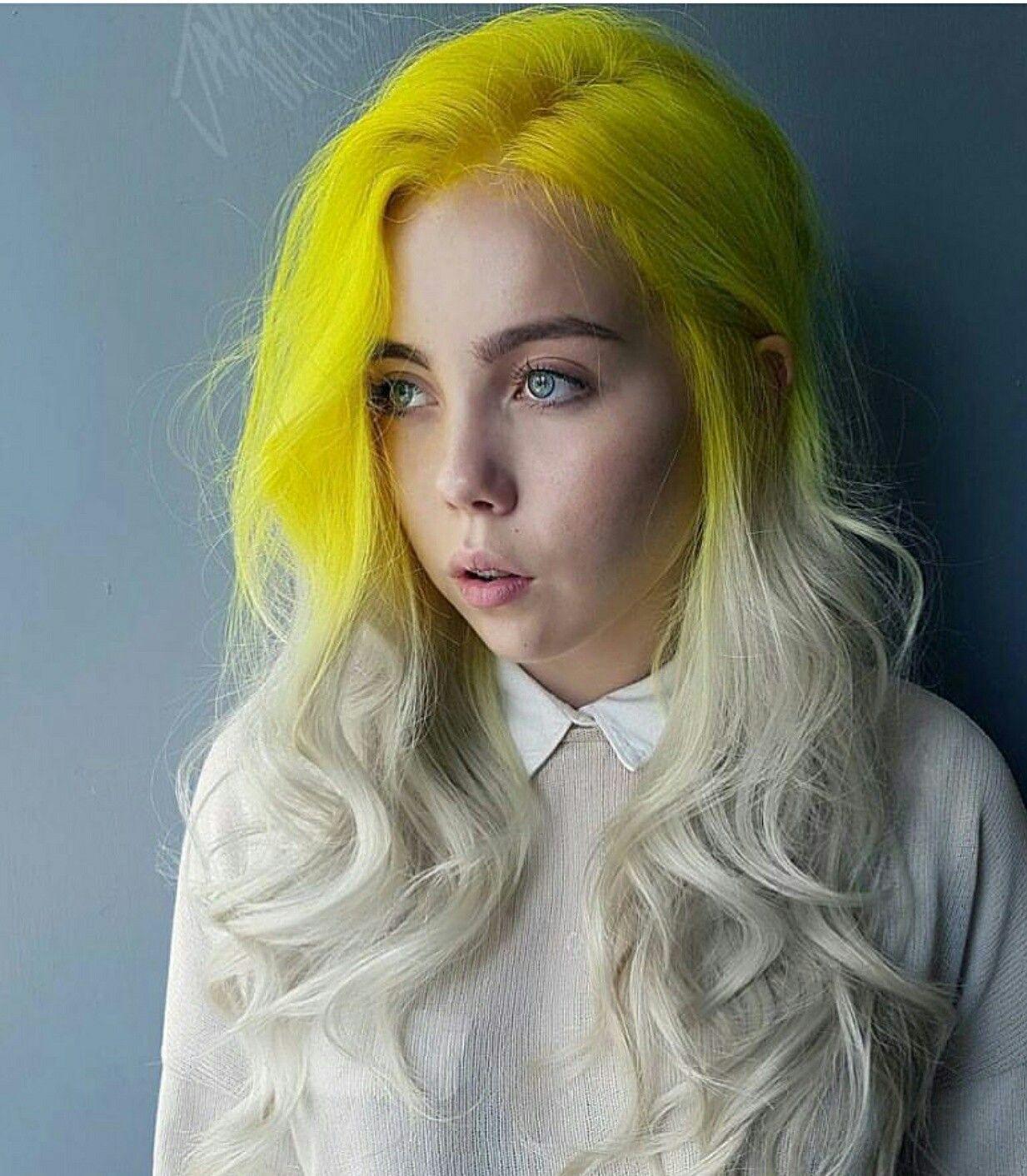 Pin by emma bowman on hairstyles pinterest rainbow hair hair