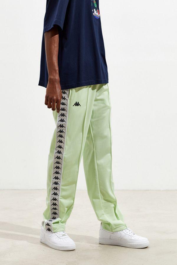 0d901072e7 Kappa Silver Banda Astoria Track Pant in 2019 | casual look | Pants ...