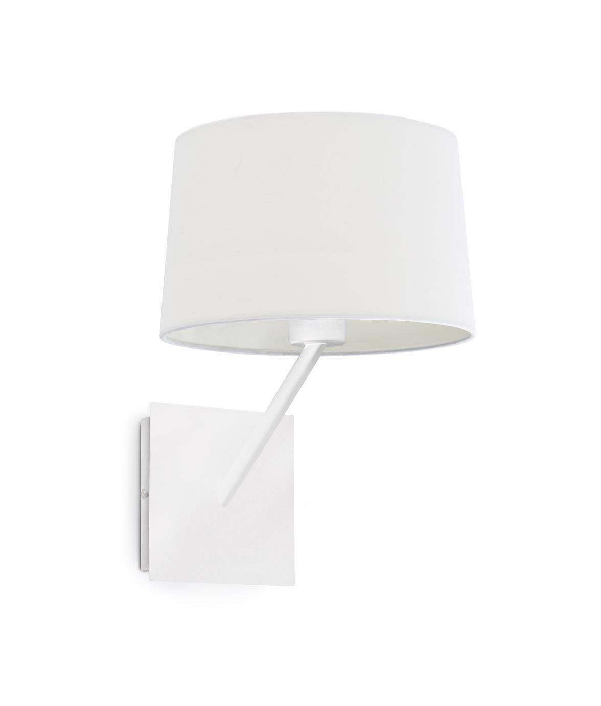 Lámpara aplique HANDY blanca