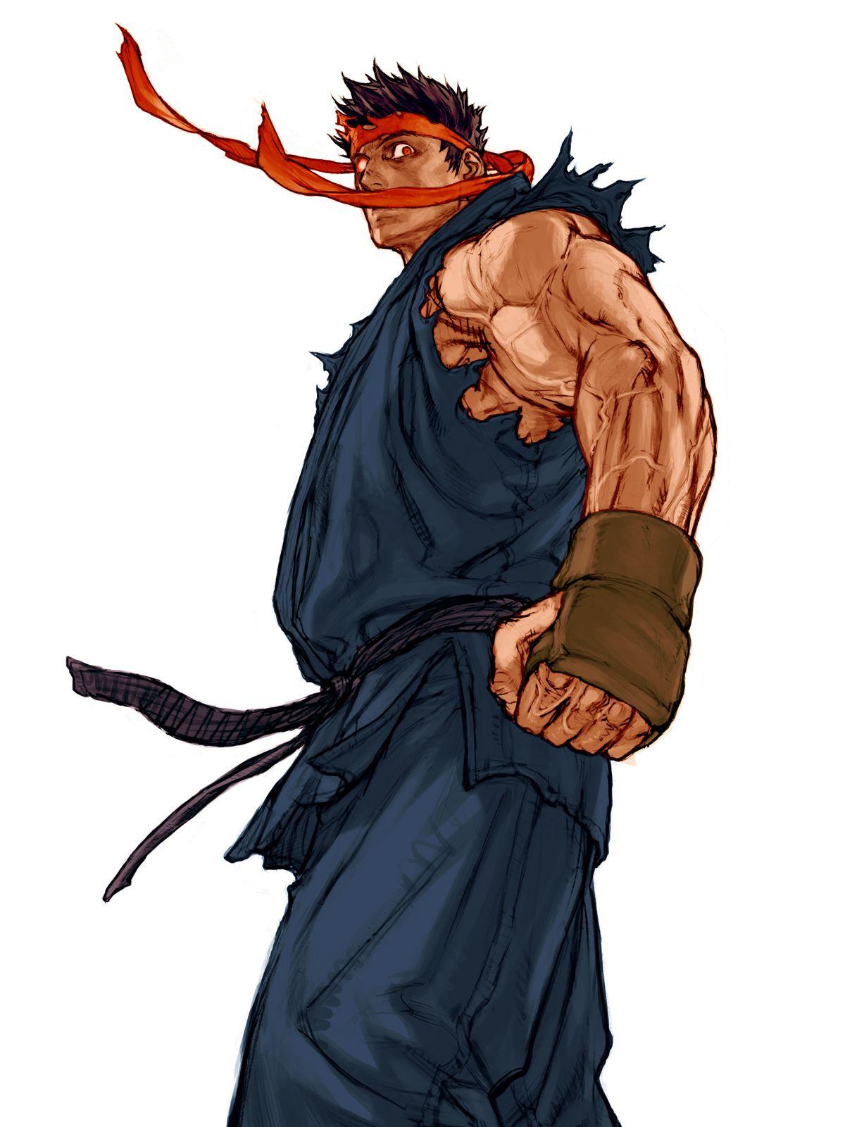 Evil Ryu By Kinu Nishimura Jpg 1200 1600 Street Fighter