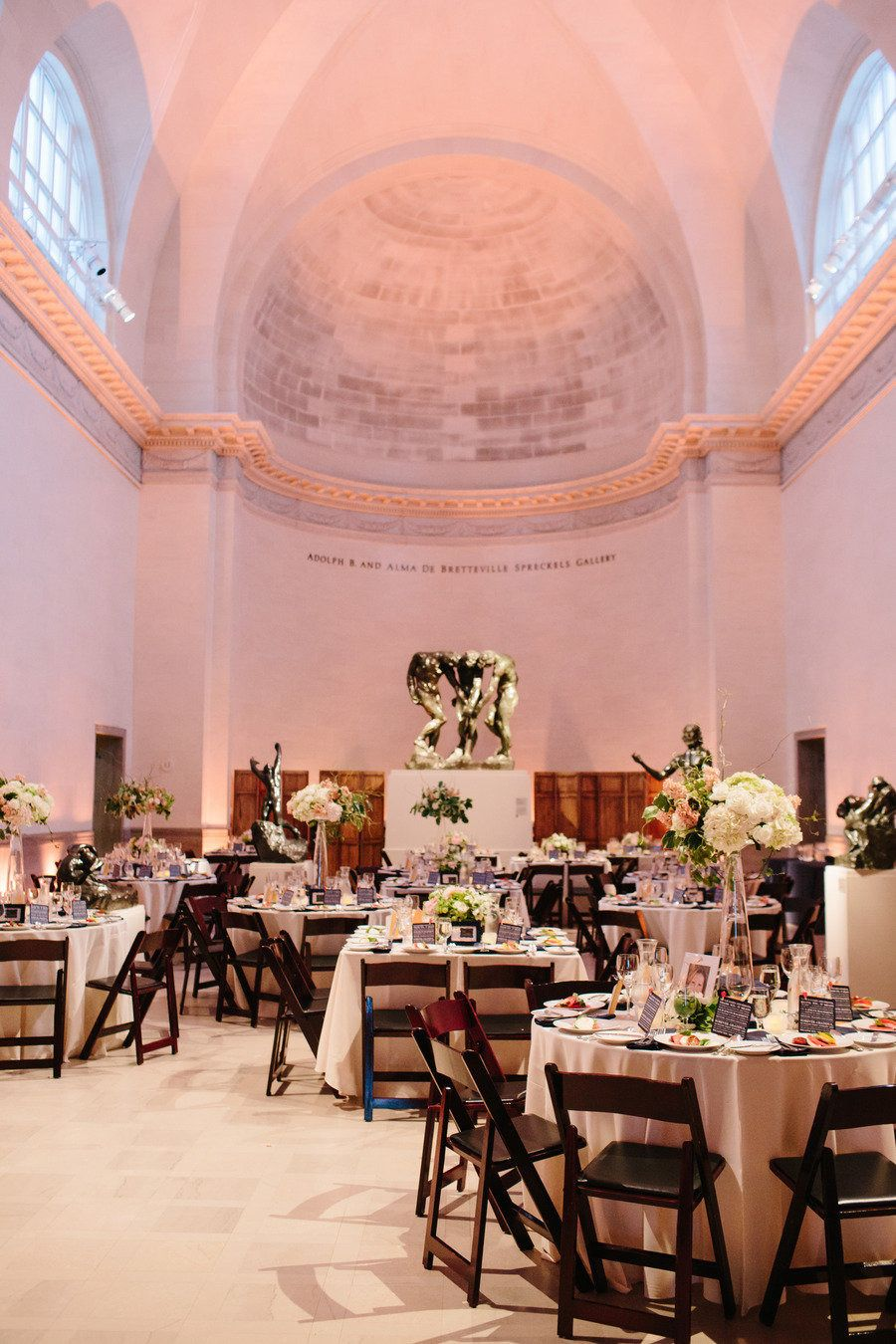 San Francisco Wedding at the Legion of Honor from Jessica Burke ...