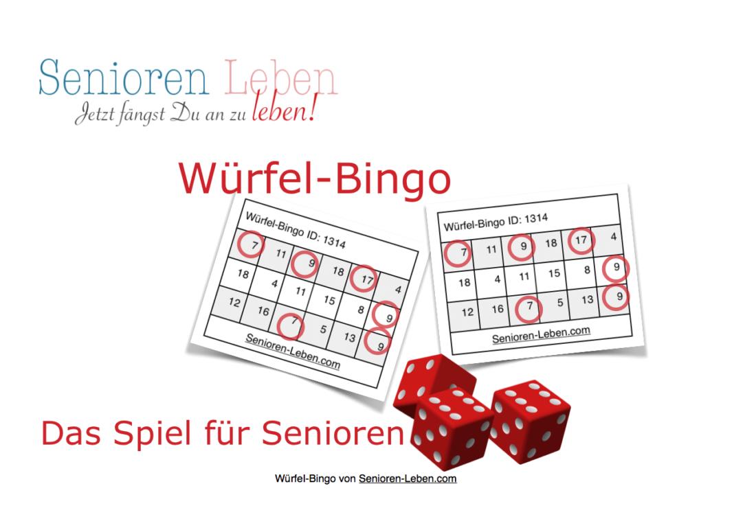 Wurfel Bingo Wurfelbingo Das Bingo Spiel Fur Senioren Zu Hause Und Im Seniorenheim In 2020 Spiele Fur Senioren Bingo Spiele Bingo
