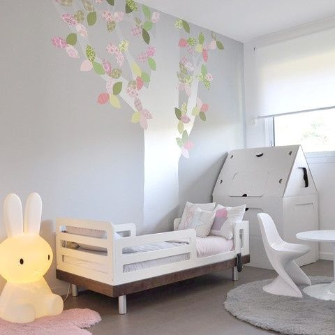 Delightful 20 Whimsical Toddler Bedrooms For Little Girls