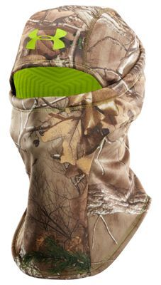 newest 8fa78 afe3e Under Armour ColdGear Infrared Scent Control Balaclava - Realtree Xtra