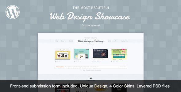 Web Design Showcase Wordpress Theme Showcase Design Web Design Gallery Web Design