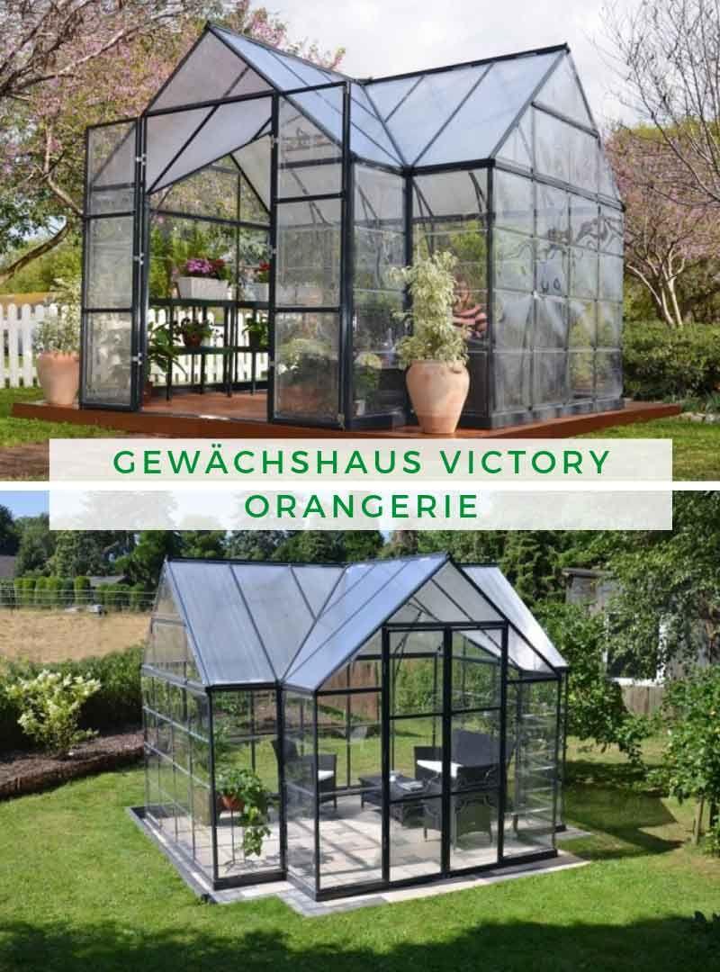 Gewächshaus Victory Orangerie Gewächshaus