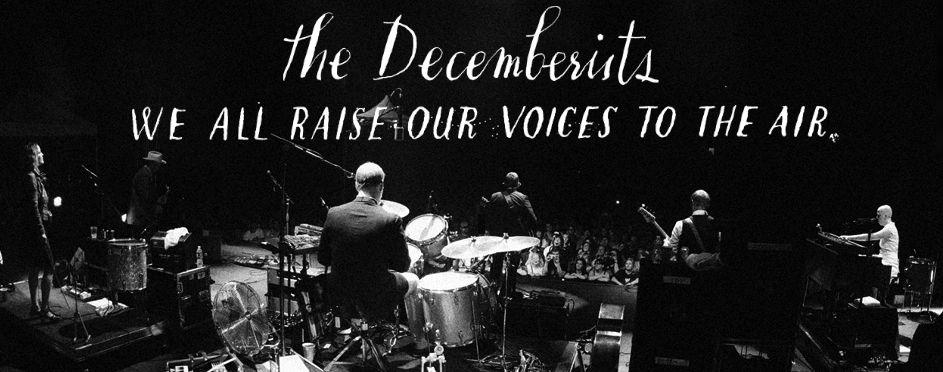 The Decemberists. http://decemberists.com/