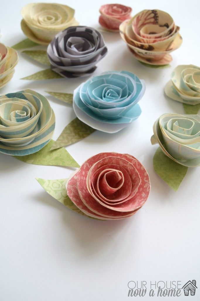 Paper flowers with wm paper flowers video tutorial a simple way to paper flowers with wm paper flowers video tutorial a simple way to use paper mightylinksfo