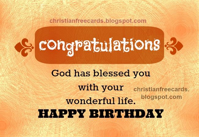 Congratulations god has blessed you free images with free free christian images birthday cards free christian quotes bible verses best wishes for friends and family bookmarktalkfo Gallery
