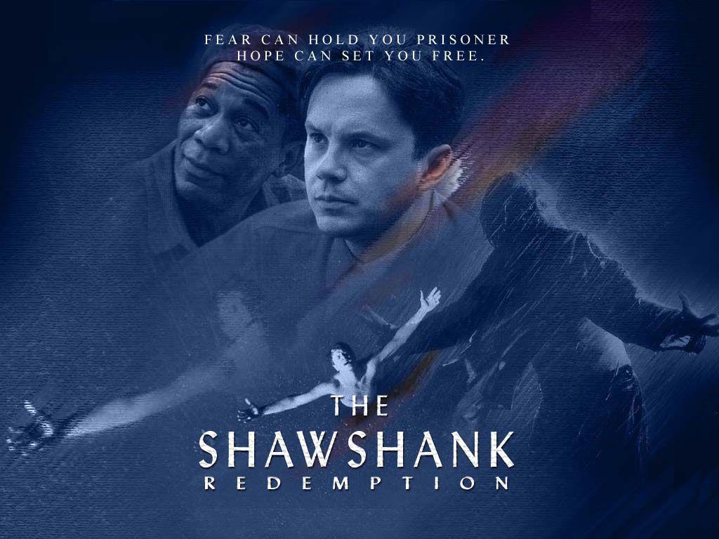 I need help with media studies, shawshank redemption movie poster!?
