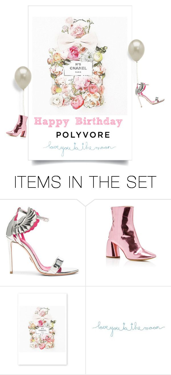 """""""Happy Birthday Polyvore"""" by shoelover220 ❤ liked on Polyvore featuring art"""