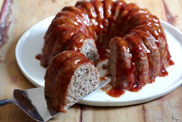 Classic Bundt Meatloaf Recipe Meatloaf Recipes Bundt