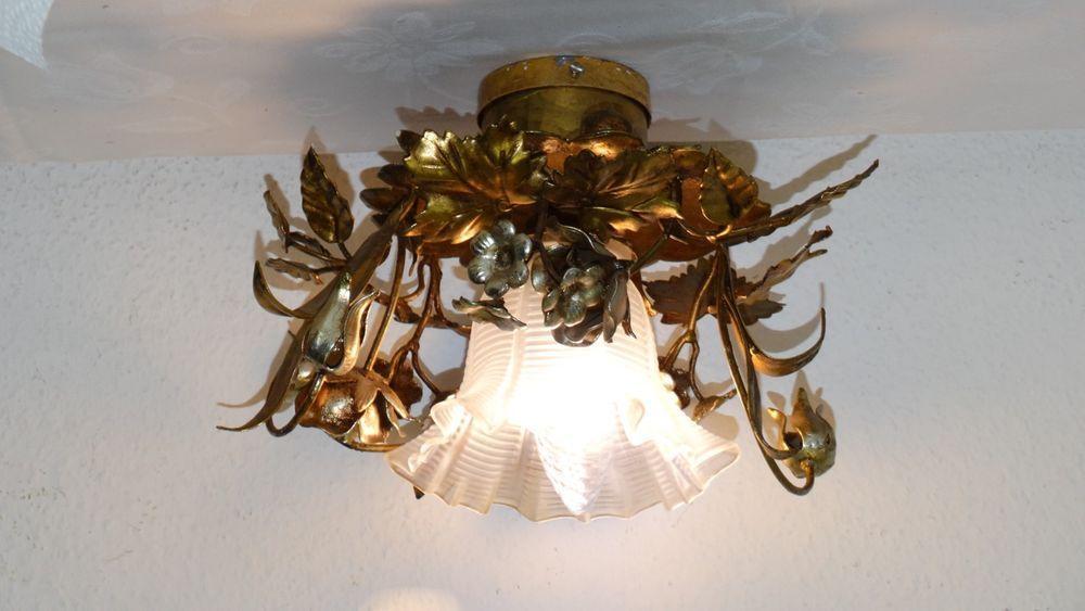 Plafoniere Industrial Style : Deckenlampe plafoniere florentiner leuchter lampe leuchte